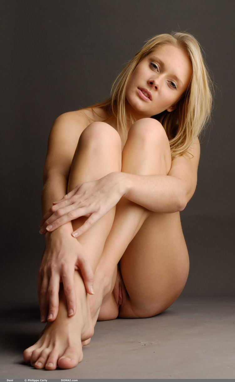 Sweet blonde Deni - 12