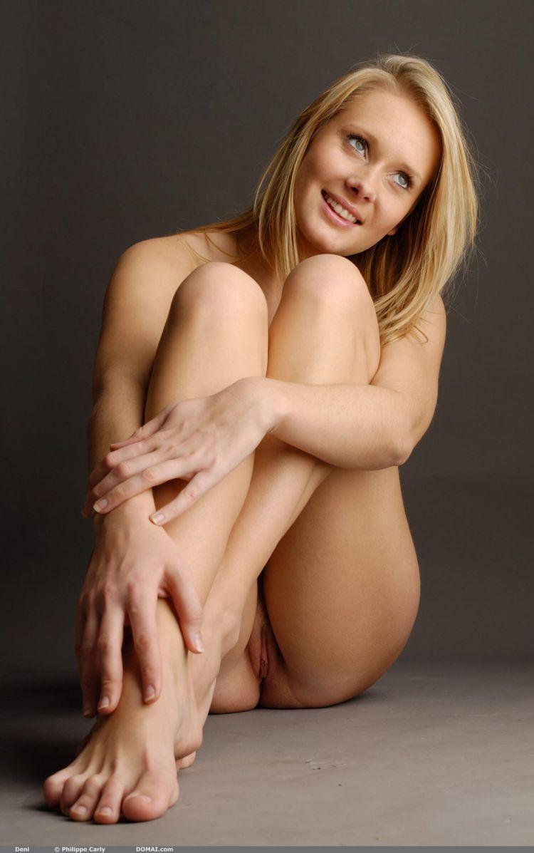 Sweet blonde Deni - 13
