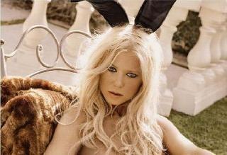 Tara Reid got naked for Playboy