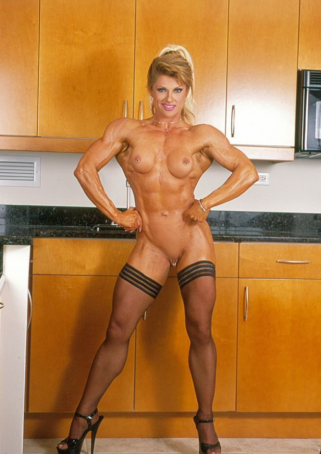 revealing photo shoot of female bodybuilders omg pics
