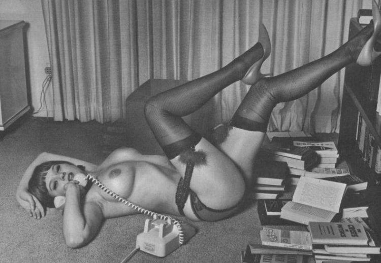 Large collection of erotic photos from the past - 127