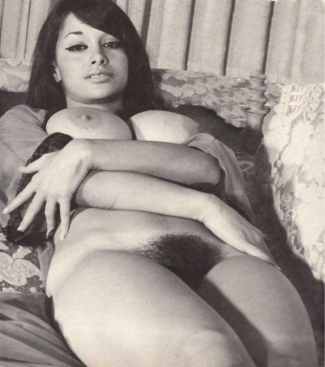 Large collection of erotic photos from the past - 16