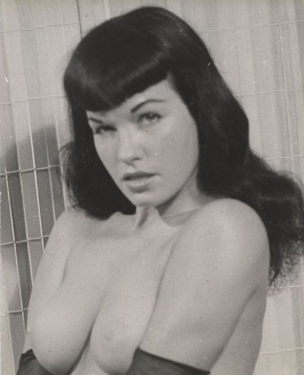Large collection of erotic photos from the past - 86