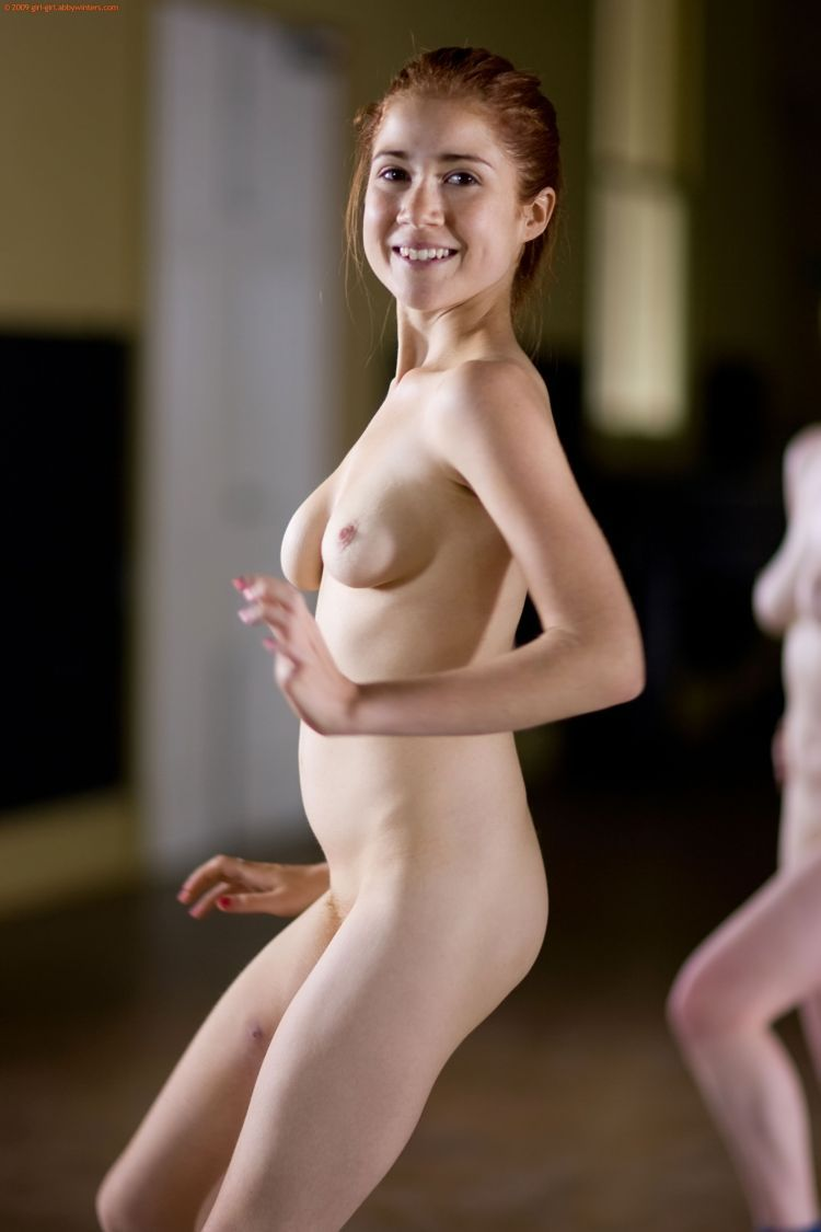 The hottest naked chick ever