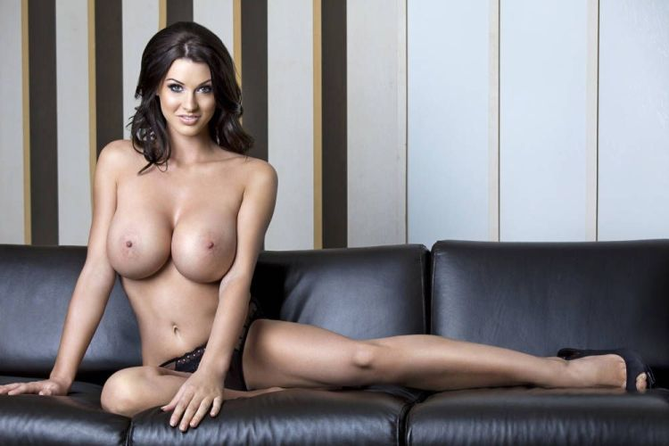 Gorgeous brunette Alice Goodwin - 02