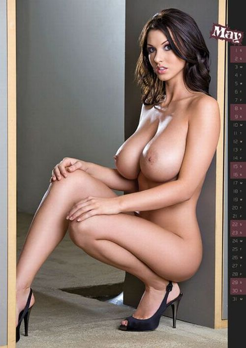 Gorgeous brunette Alice Goodwin - 09
