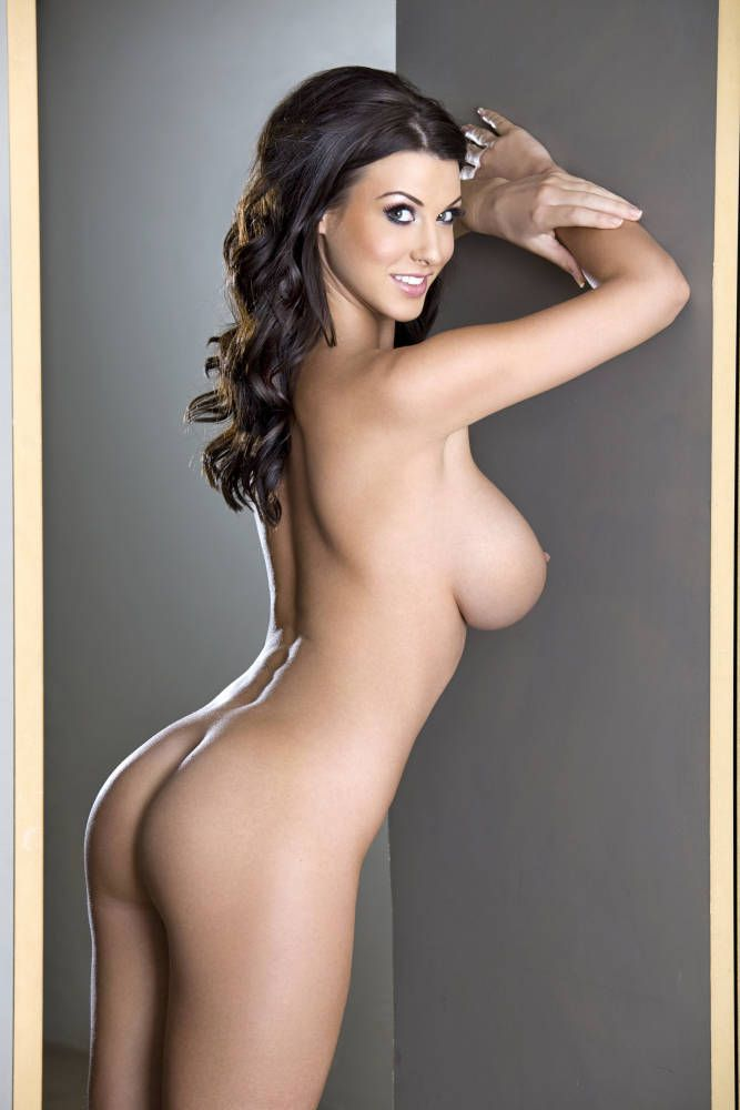 Gorgeous brunette Alice Goodwin - 10