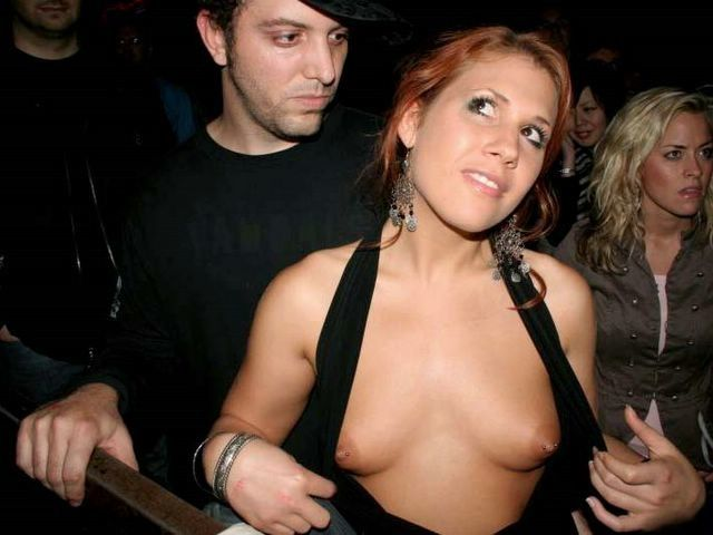 Excellent selection of nipslips and pussyslips in public - 04