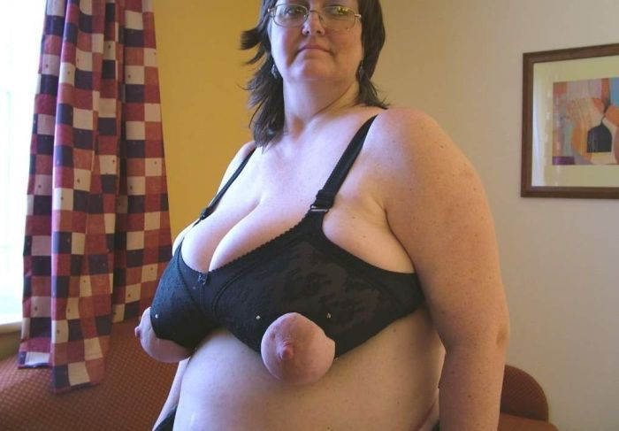 Ugly naked tits — pic 10