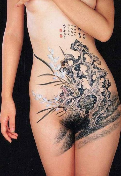 Japanese body art - 03