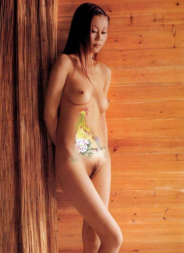Japanese body art - 04