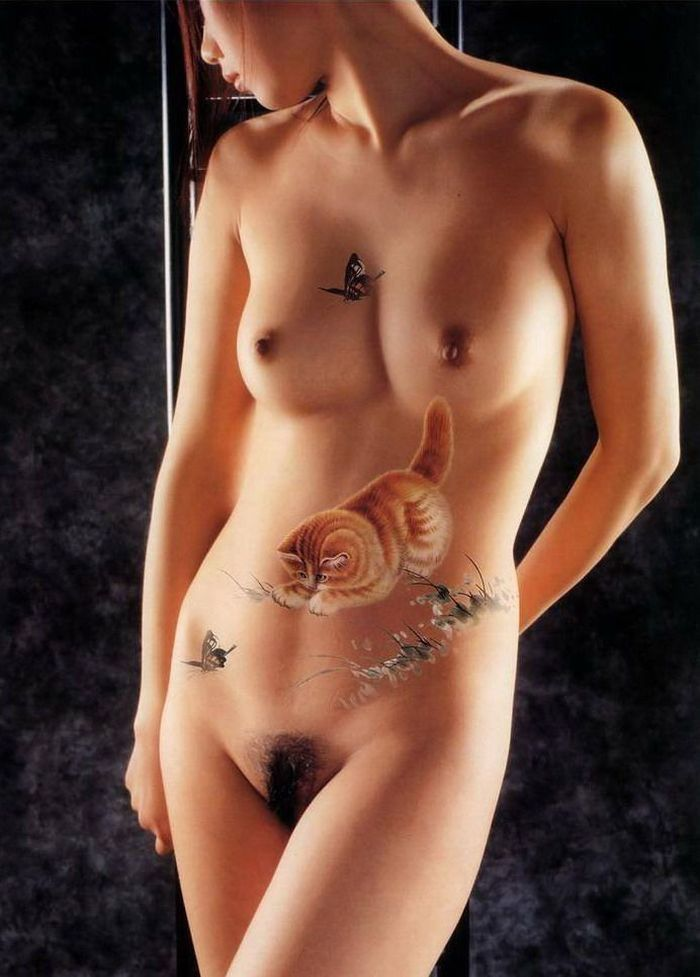 Japanese body art - 07