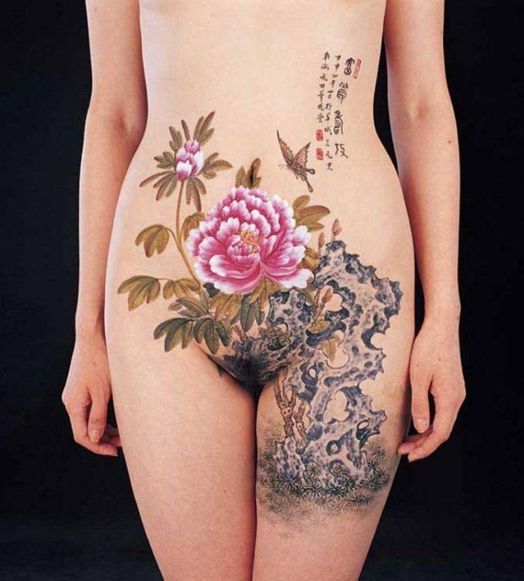 Japanese body art - 15