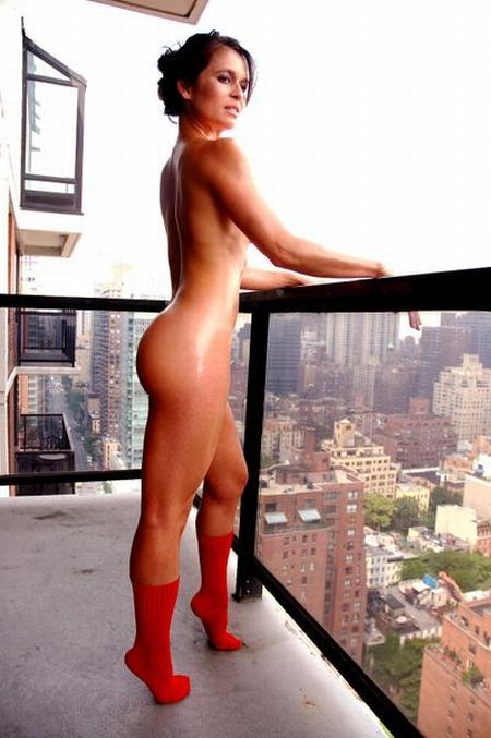 Red socks - 10