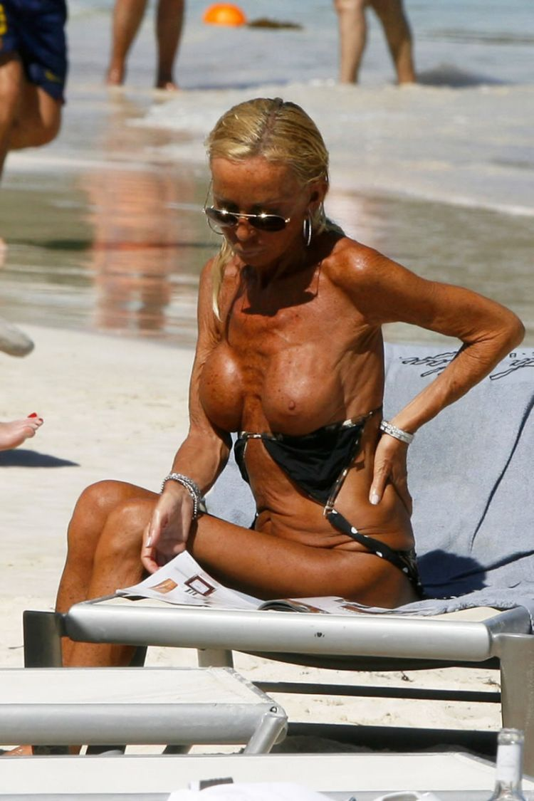 Donatella versace tits nude (48 photos), Is a cute Celebrites photos