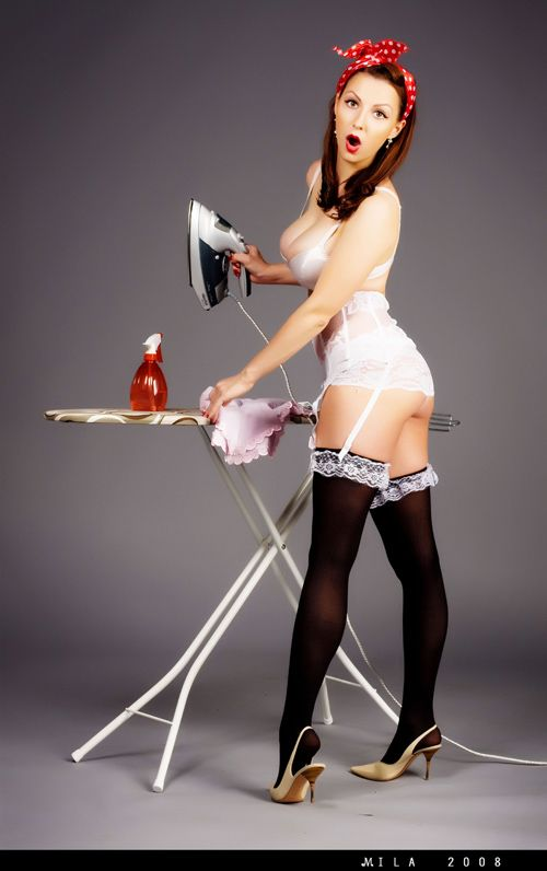 What an ideal housewife should be - 10