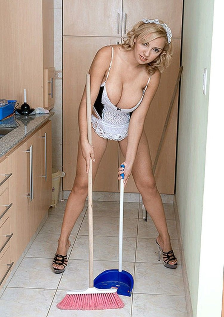 What an ideal housewife should be - 45