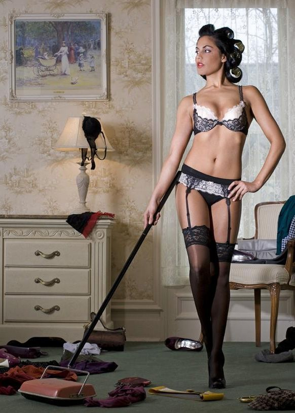 What an ideal housewife should be - 57