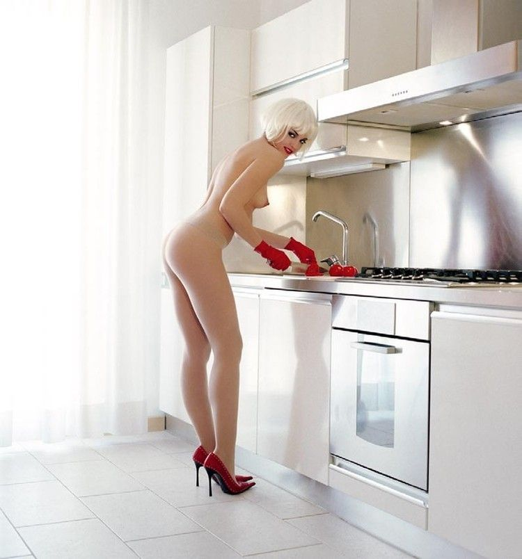 What an ideal housewife should be - 64