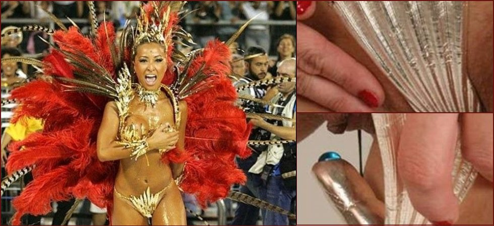 Why all the girls are so joyful at the Brazilian carnival? - 10