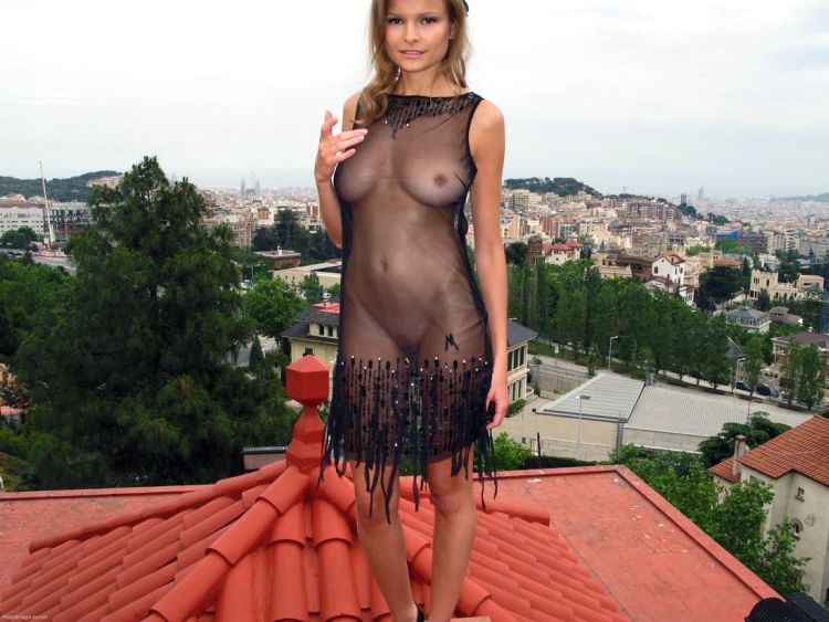 One of the most famous ero-models in the world, Ukrainian Luba Shumeyko  - 11