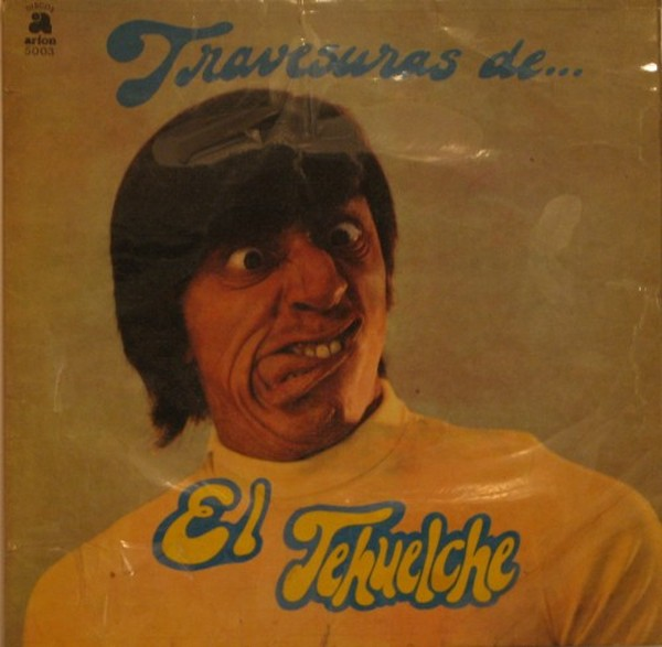 Huge selection of terrible vinyl discs covers - 122