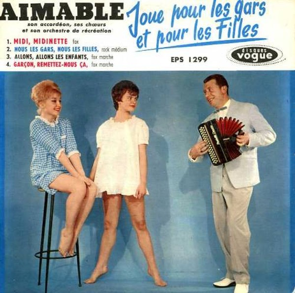 Huge selection of terrible vinyl discs covers - 133