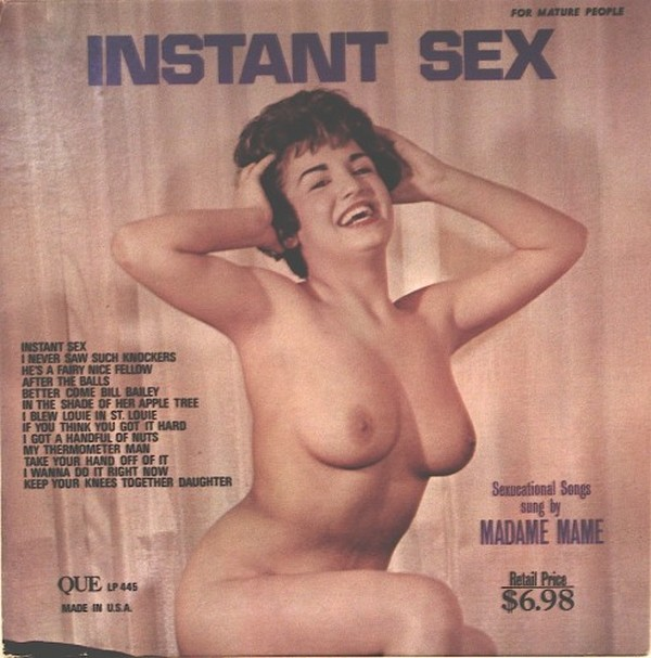 Huge selection of terrible vinyl discs covers - 46