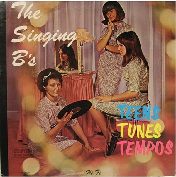 Huge selection of terrible vinyl discs covers - 72