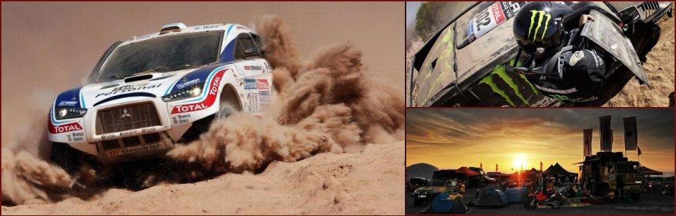 Awesome photos from the Dakar Rally 2010 - 12