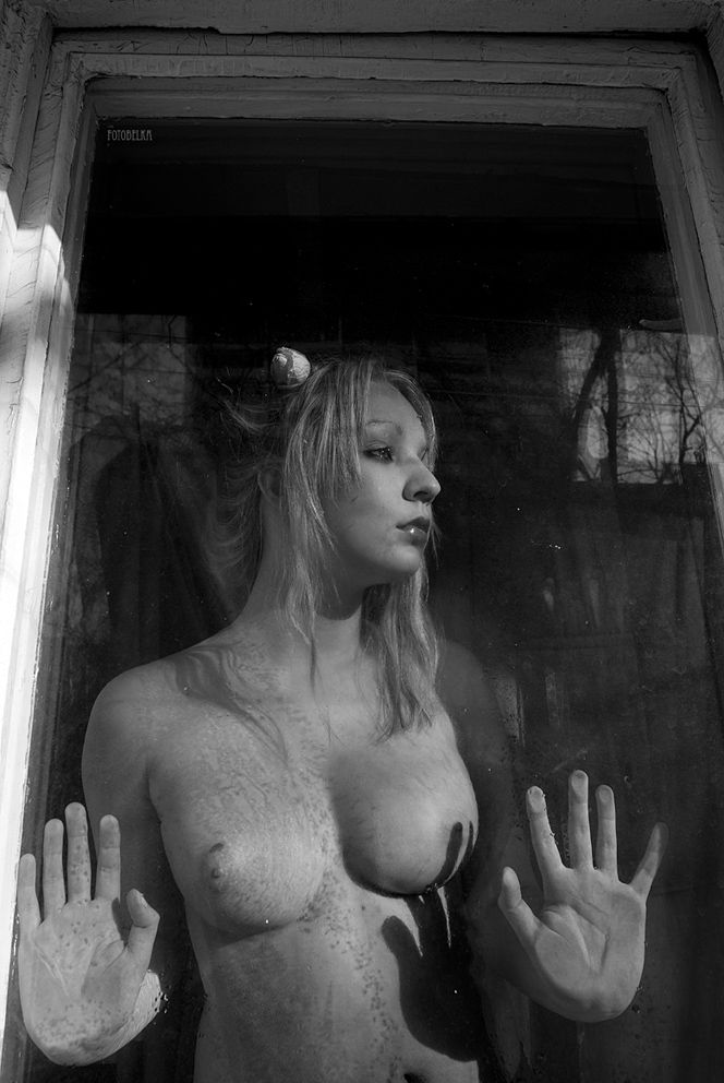 Behind glass - 65