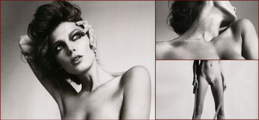 Nude supermodels in Love Magazine - 6