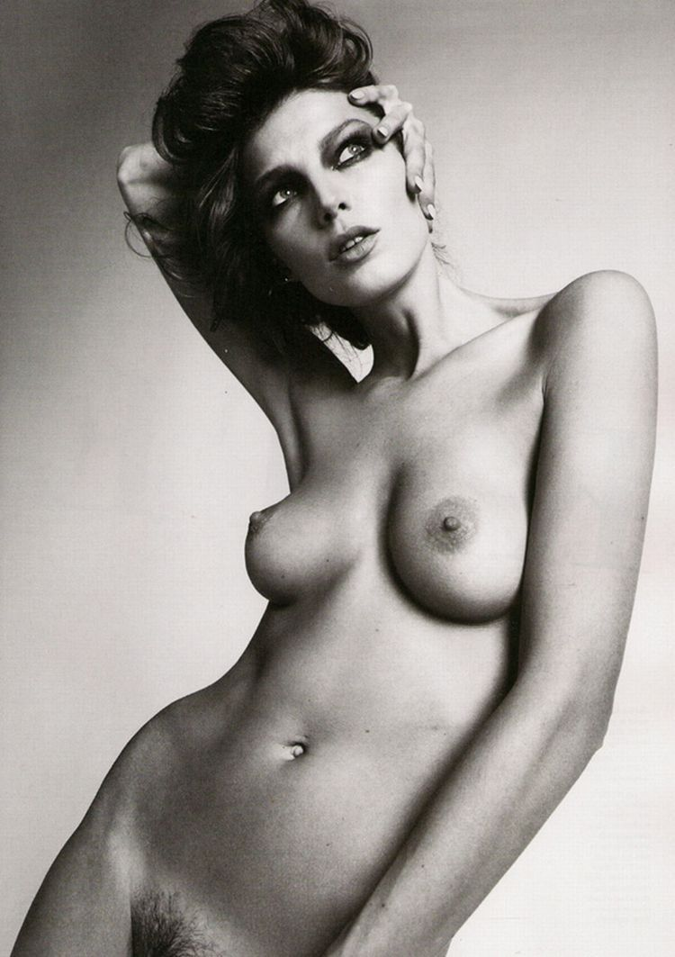 Nude supermodels in Love Magazine - 03