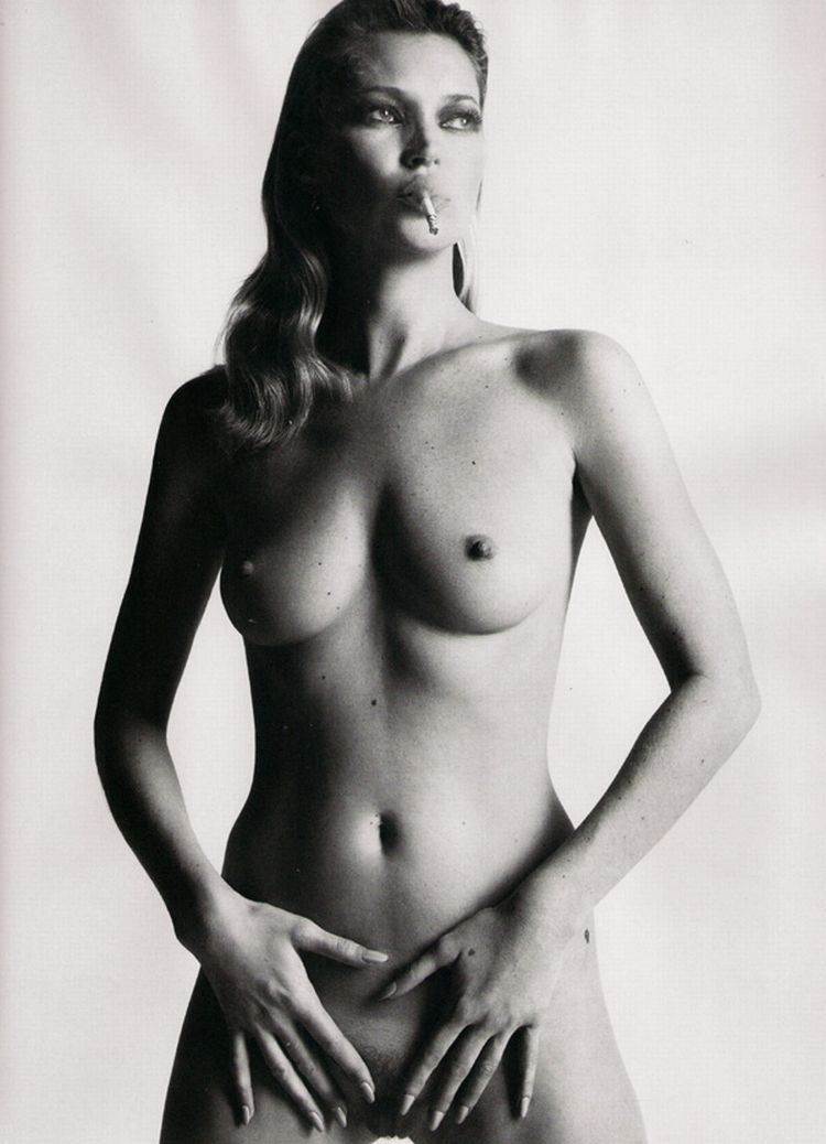 Nude supermodels in Love Magazine - 04