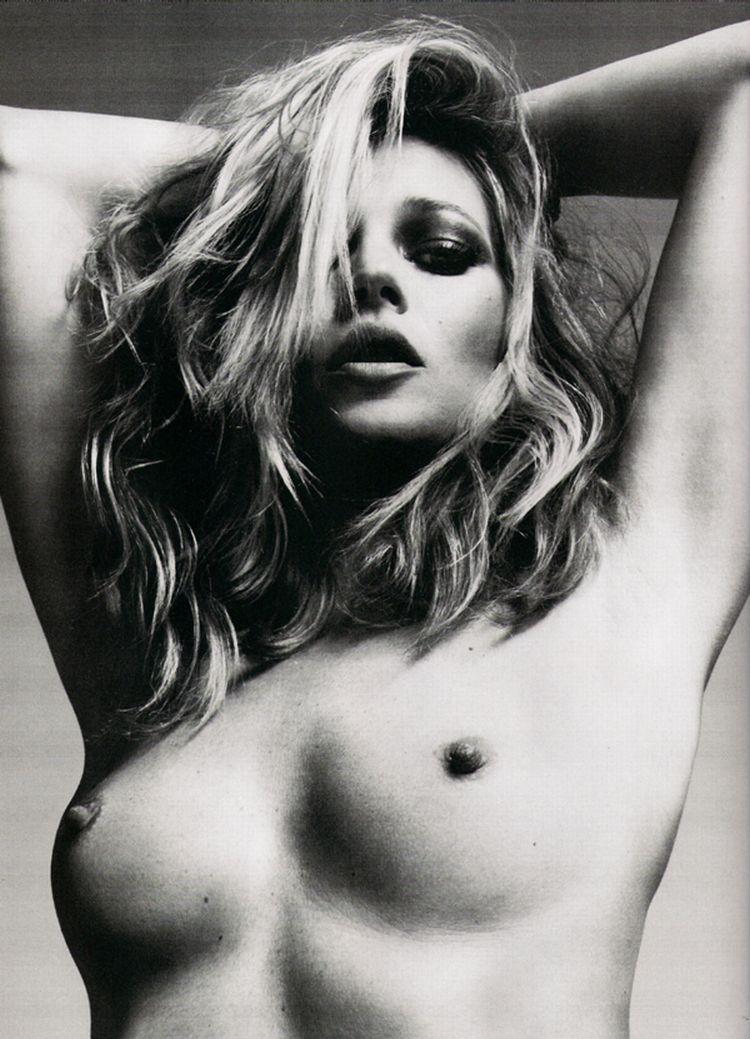 Nude supermodels in Love Magazine - 09