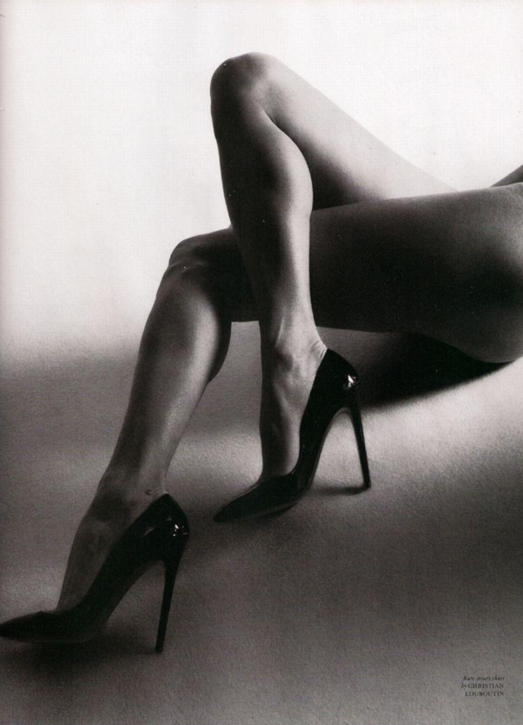 Nude supermodels in Love Magazine - 10