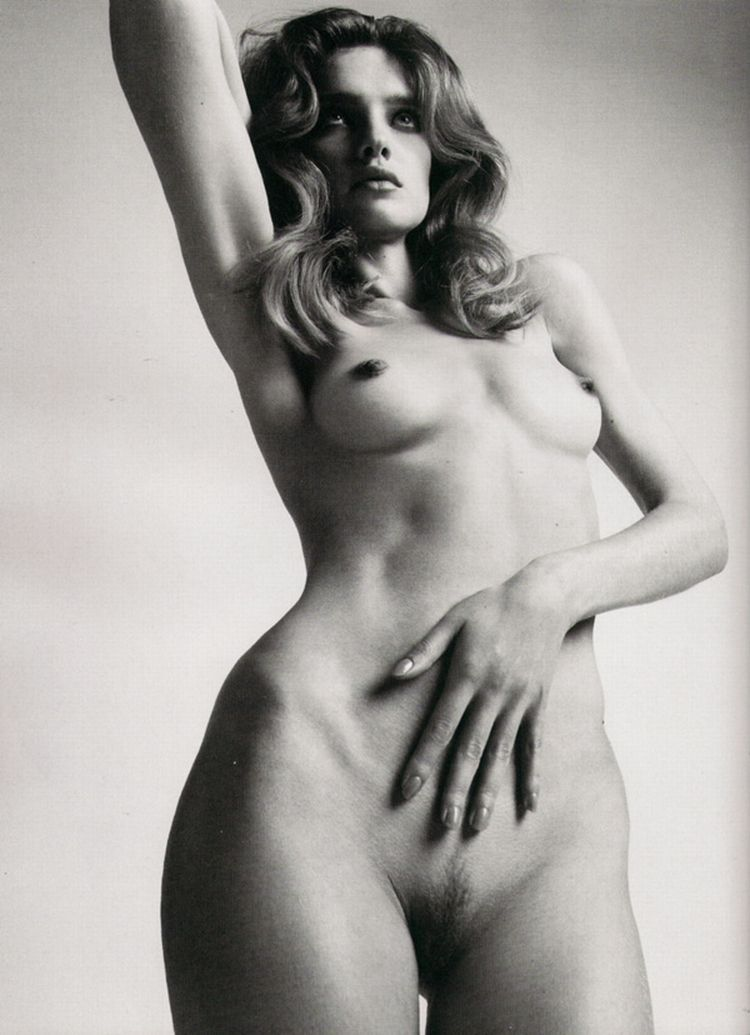 Nude supermodels in Love Magazine - 21