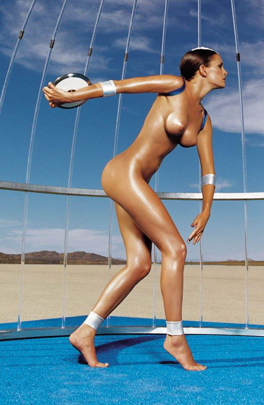 Beautiful sports erotica - 08
