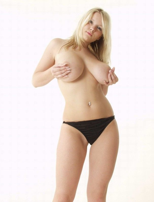 Big breasted blonde Faith - 09