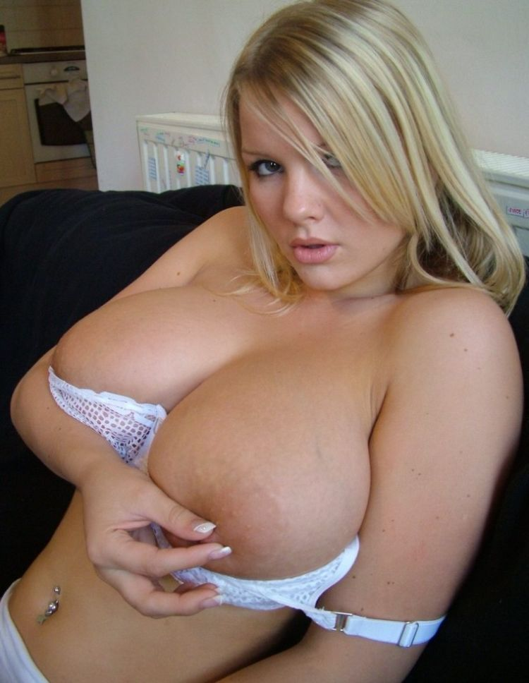 Big breasted blonde Faith - 30