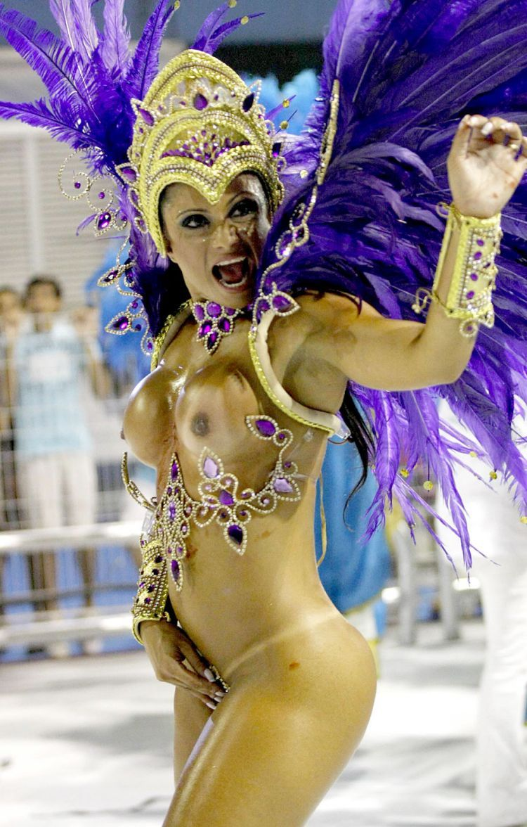 Hot Girls from Brazilian Carnival - 03