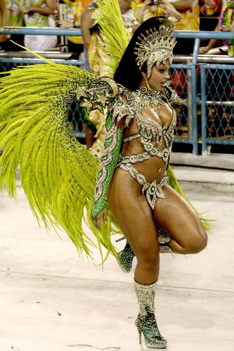 Hot Girls from Brazilian Carnival - 11