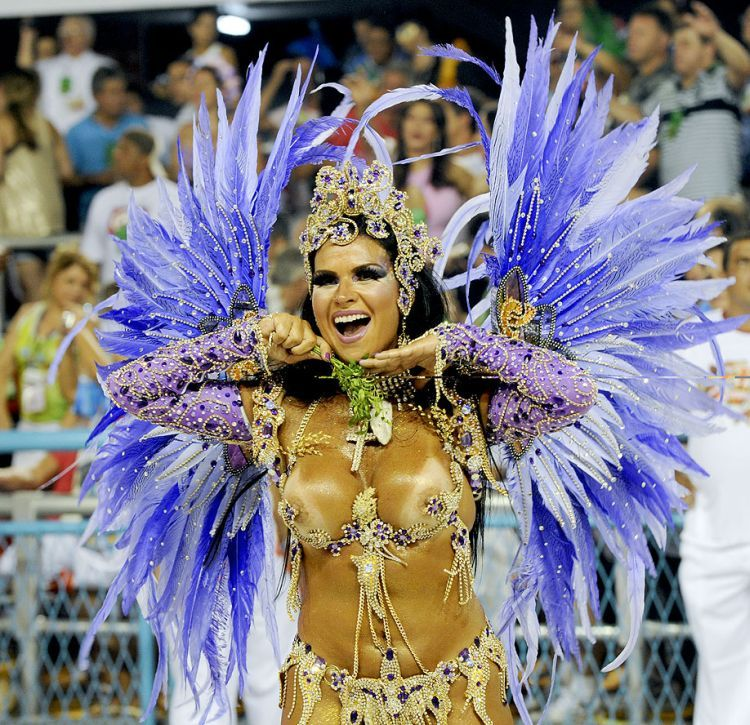 Hot Girls from Brazilian Carnival - 12