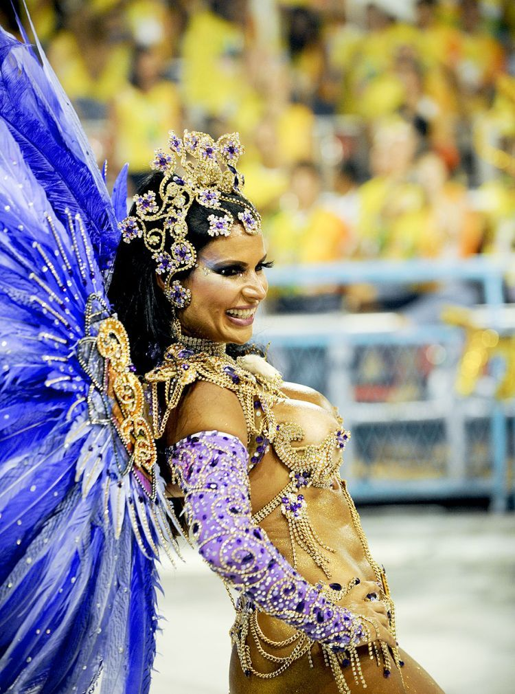 Hot Girls from Brazilian Carnival - 14