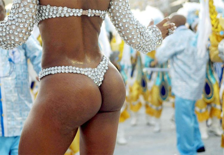 Hot Girls from Brazilian Carnival - 17