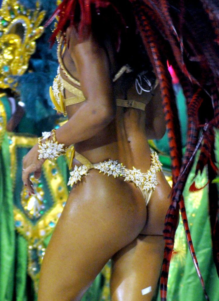 Hot Girls from Brazilian Carnival - 19
