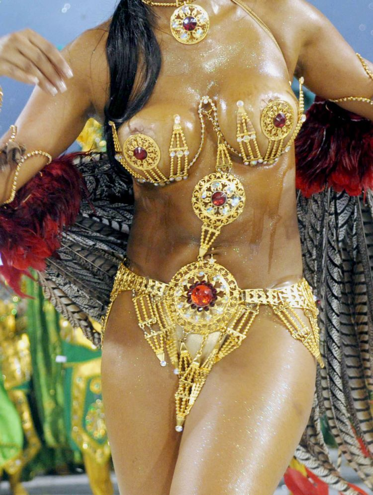 Hot Girls from Brazilian Carnival - 20
