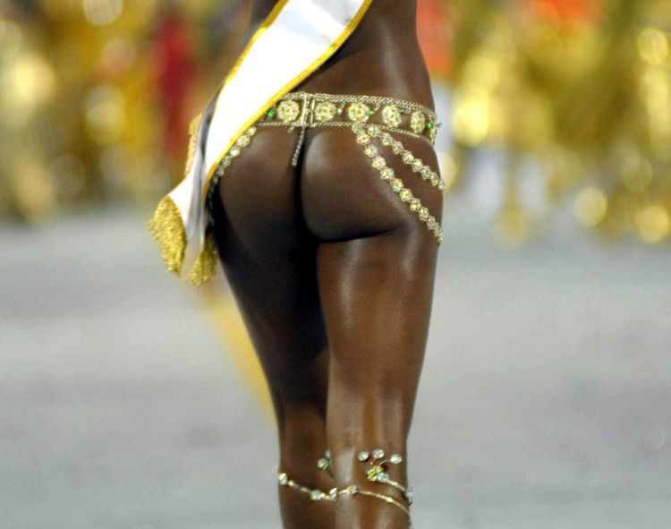 Hot Girls from Brazilian Carnival - 21