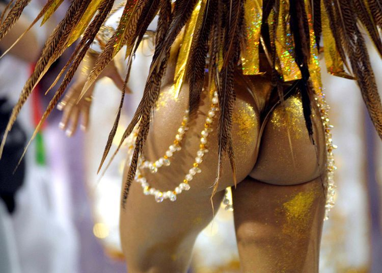 Hot Girls from Brazilian Carnival - 22