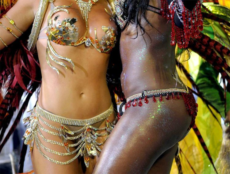 Hot Girls from Brazilian Carnival - 24